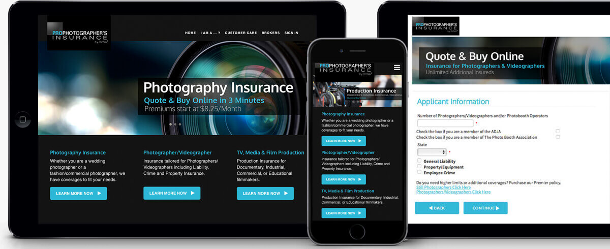 photography insurance